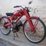 Moto Guzzi Hispania 49 c.c