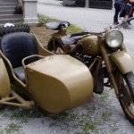 BMW  sidecar Guerra Civil