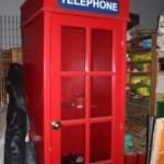 Cabina Teléfonos