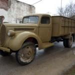 Camión años 30
