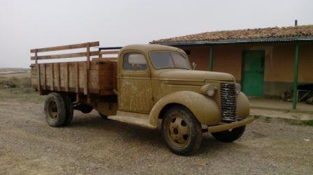 Camion Años 30
