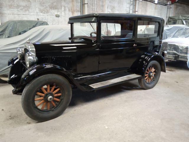 Chrysler años 20