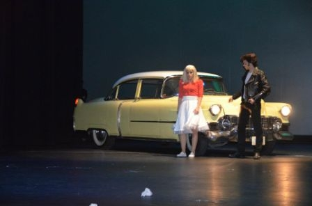 Grease Emotion Musical