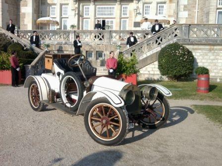Gregoire 1909 Gran Hotel