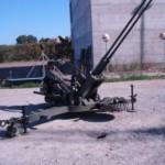 Pieza Artillera