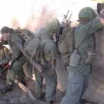 Combates en Vietnam