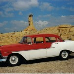 "Chevy 56 ""Bardenas de Navarra"""