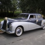 Mercedes 300 1951 Adenauer