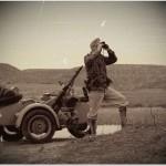 "Afrika Korps ""Bardenas Reales de Navarra"""