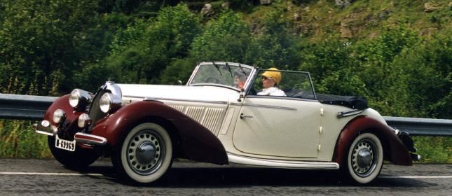 Talbot  Lago 1937